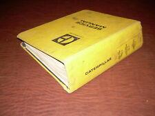CATERPILLAR CAT 824 834 825 835 826 SERVICE MANUAL S/N 35H 43N 43E 44N 58U