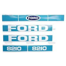 Ford Tractor 8210 Decal Set