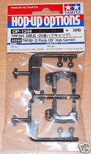 Tamiya 54244 TRF201 Piezas D (25 ° soporte de cubo) (DN01/DN-01/TRF211/Zahhak), nuevo en paquete