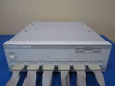 Hewlett Packard Hp 16600A Logic Analysis System