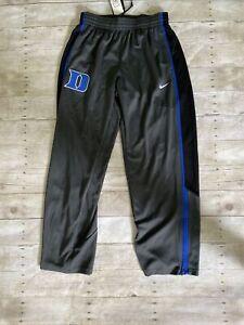 NEW Nike Men's Size Medium Duke Blue Devils Showtime Basketball Pants SZ L