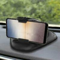 Dashboard Car Phone Holder Cradle Mount HUD for iPhone XR XS MAX Samsung GPS #UK