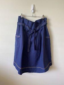 Easton Pearson Cotton Skirt Size 12
