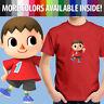 Super Smash Bros Animal Crossing Boy Villager Game Unisex Kids Tee Youth T-Shirt