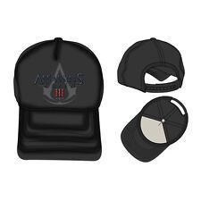 Officiel assassin's CREED III (3) symbole réglable casquette de baseball (neuf)