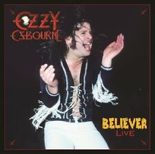"Ozzy Osbourne ‎- Believer (Live) 7"" LP Record Store Day 2012 RSD Black Sabbath"