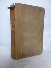 1831 - Elements of Geometry - First Six Books of Euclid - John Playfiar HB