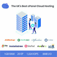 Free Domain Name (.com or .UK ) only with 12 Months Unlimited Hosting Linux