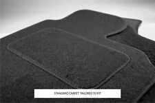 For Nissan Qashqai +2 7Seat 2010-2013 Fully Tailored Black Carpet Car Mats