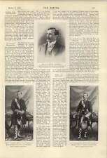 1900 Prevost Battersby correspondencia principales Reckitt Argyll Sutherland Highlander