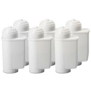 6 x Wasserfilter pass. f BoschVero Siemens EQ3 EQ5 EQ6 EQ7 EQ8 EQ9 Brita Intenza