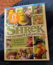 New listing New Shrek: The Ultimate Collection (Blu-ray and Digital Copy!)