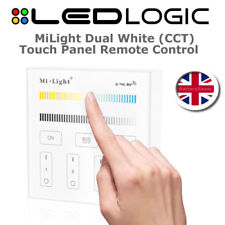 MiLight Touch Wall Panel Remote Control for Dual White (CCT) Lighting (B2)