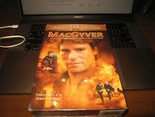 New Sealed MacGyver - The Complete First Season 6-Disc Dvd Box Set