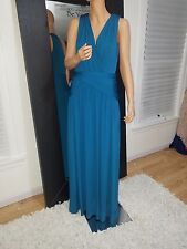 Bcbg KAEYA long dress size S