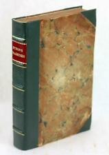 Lord Byron Leather Binding 1821 Sardanapalus A Tragedy The Two Foscari Cain