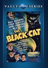 The Black Cat DVD (1941) - BasilRathbone, HughHerbert, BroderickCrawford