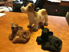 Don James Jersey Cow And Calves Figurines