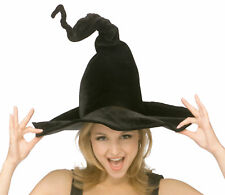 Witch Black Hat Adult Costume Halloween Accessory Womens Disfraces Rubies