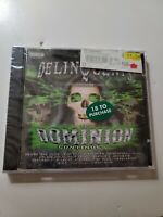 The Dominion Continues... by Delinquents  (CD, Jan-2002, Reel 2 Reel new sealed