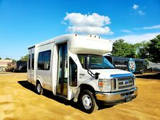 2013 Ford E350 Shuttle Bus - Newer Transmission - Super Clean!