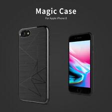 iPhone 8 Imán Funda, NILLKIN MAGIC Funda SERIE Suave TPU protección Iphone 8