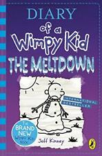 Diary of a Wimpy Kid: The Meltdown (book 13) (Diary of a Wimpy Kid 13)-Jeff K