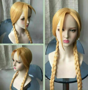 Street Fighter - Cammy cosplay anime Wig