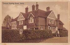 ASCOT BERKSHIRE UK VICTORIA NURSING HOME PHOTO POSTCARD