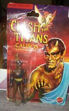 1980 Vintage Calibos Clash of the Titans on card!!  Mattel MIB!! RARE