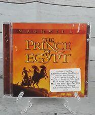 The Prince Of Egypt Nashville 1998 Cd New