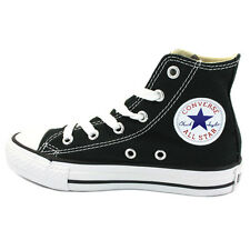 CONVERSE Hi Top  Black Youth SIZE 1  Measure 8 5/8 inches Heel to Toe