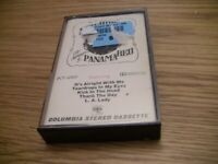"""New Riders Of The Purple Sage """"The Adventures Of Panama Red"""" Cassette Tape"""