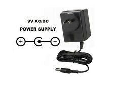9 VOLT POWER SUPPLY 9V ADAPTER SUITABLE FOR DIGITECH PS200R PS-2000R - DC 240V