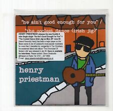 (JB1000) Henry Priestman, He Ain't Good Enough For You - 2009 DJ CD