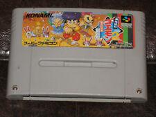 Ganbare Goemon 2 II Super Famicom Nintendo SFC SNES JP Japan Import Shogun
