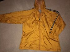 Rare Vintage Adidas Three Stripe Windbreaker Jacket Mens XL