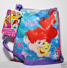 DISNEY ARIEL PURSE BAG CROSSBODY GIRLS SHOULDER TOTE GIFT THE LITTLE MERMAID GIF