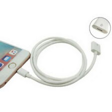 Lightning Extension Male To Female Cable Data Audio For iPhone 8 7 X iOS11