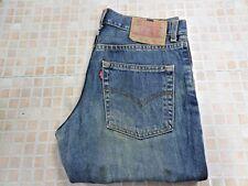 Levi 525 04 Vintage BOOTCUT Denim JEANS BLUE Mens Gents W28 L30 Grade A WB092