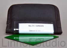 Lee Filters 90x75mm RF75/Sev5n/Seven5 No. 11 Green Black and White Resin Filter