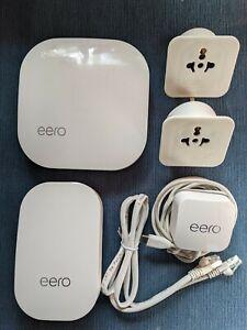 eero Home WiFi System (1 eero + 1 eero Beacon) 2nd Gen Router M010201