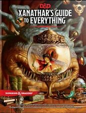 Xanathar's Guide to Everything Dungeons and Dragons 5th Edition DnD Rule Book