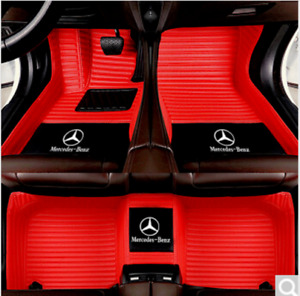 For Mercedes-Benz CLA180-CLA200-CLA250-CLA45 AMG-2013-2020Car Floor Mats