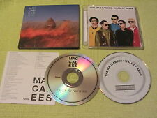 The Macobees Given To The Wild & Wall Of Arms – 2 CD Albums Indie Rock