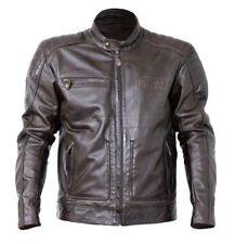 Blousons marrons pour motocyclette taille 44