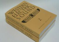 Western Electric Company Tube Book for Amplifier & Speaker Sound System