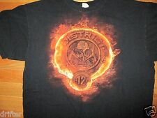 The Hunger Games District 12 T Shirt Size L