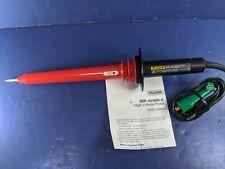 New Fluke 80K-40 HV Probe! See Details