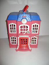 Fisher Price Sweet Street School House Loving Family Dollhouse Doll Vintage 2002
